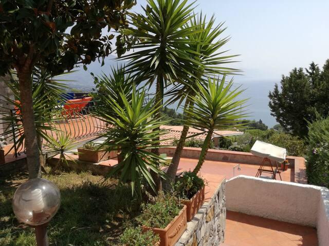 Villa panoramica nel Golfo di Policastro - Province of Salerno - Villa