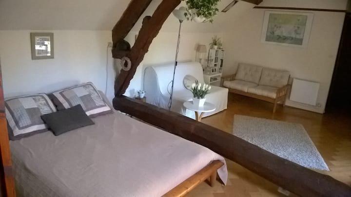 Chambre de la Maison de Dany