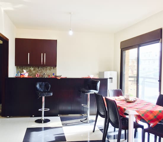 Apartment in Chekka for rent