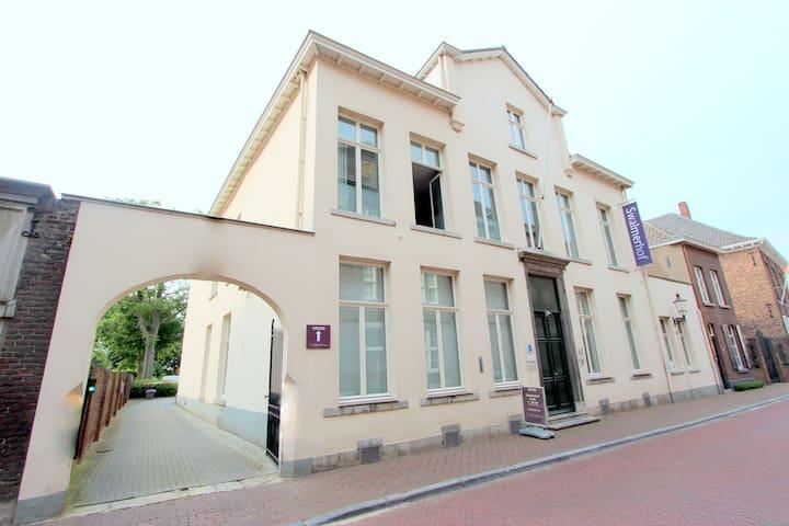 Villadelux Swalmerhof, room 11 (familysuite) - Roermond - Pis