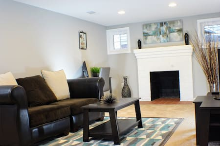 Charming 1 bed apt in downtown Silver Spring