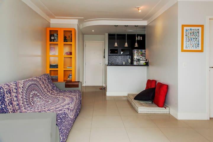 CONFY ROOM - CLOSE TO USP - São Paulo - Apartment