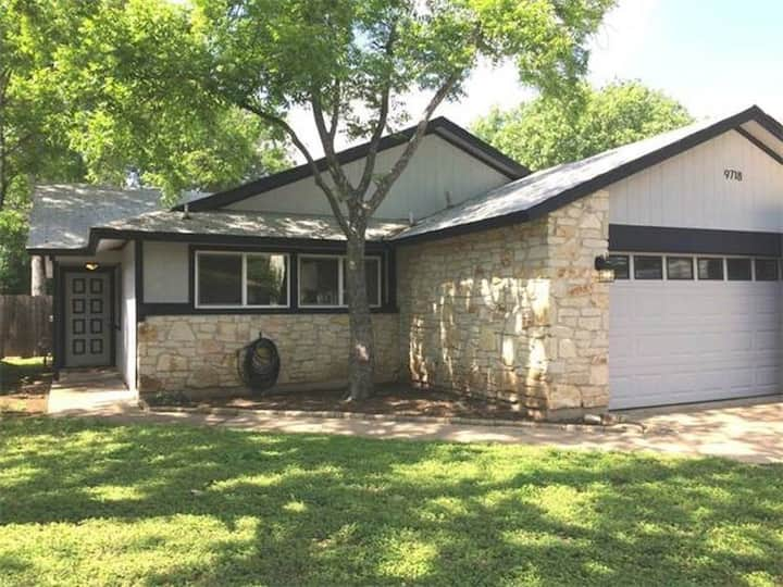 Master w/ Private Bath #1 {NW Hwy 183}