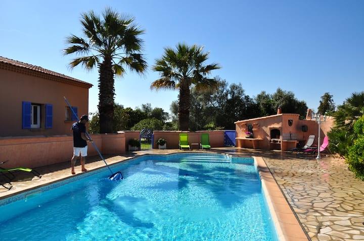 CasaBatello mimosa Mini villa avec piscine