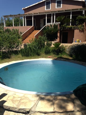 VILLA CONSOLATA - RENT IN SOUTH SARDINIA - Villa San Pietro - Villa