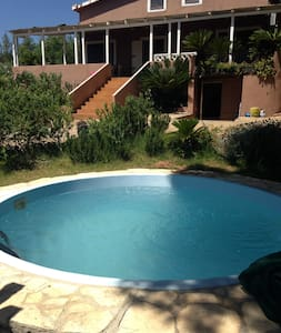 VILLA CONSOLATA - RENT IN SOUTH SARDINIA - Villa San Pietro - 别墅