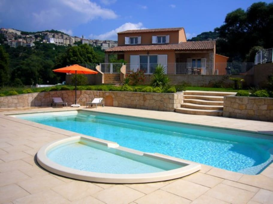 Villa Piscine et Petit bain