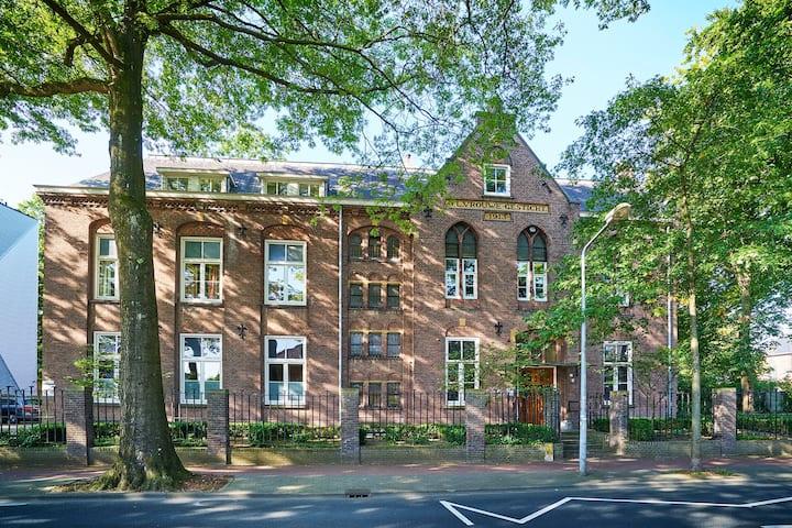 Apartment (40m2) Hilversum City Centre