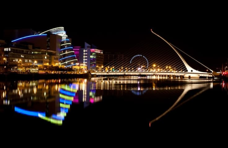 The Convention Centre, IFSC and Docklands