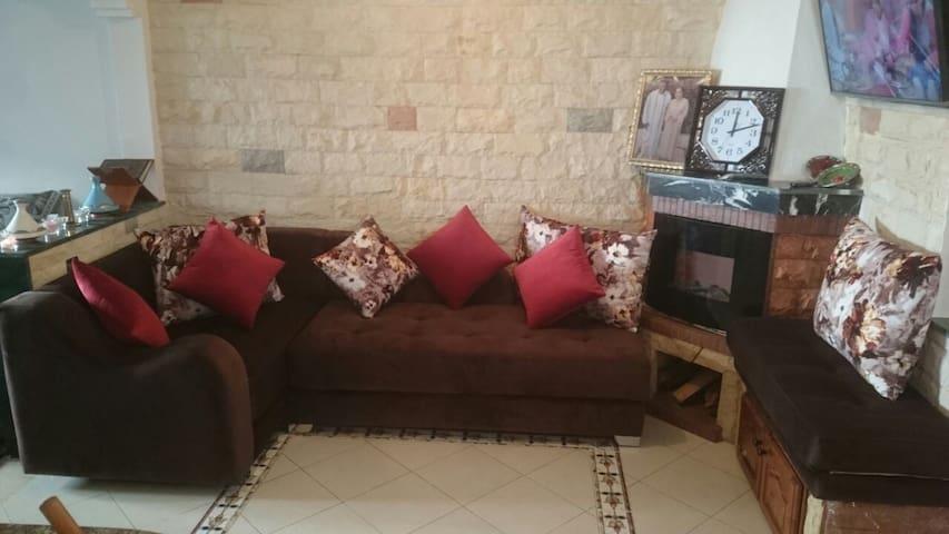 Splendid apartment Rabat el Fath