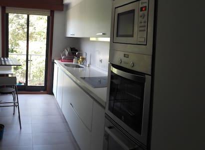 Apartamento 2 habitaciones a 5 minutos de la playa - Vilarino
