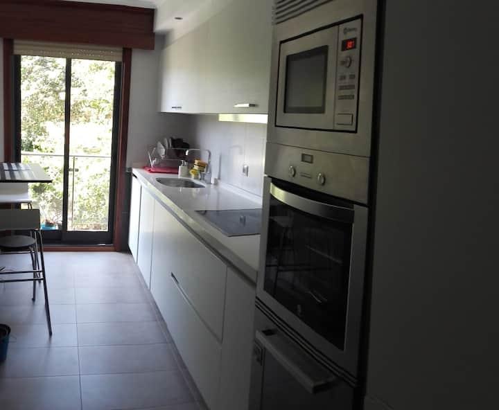 Apartamento 2 habitaciones a 5 minutos de la playa