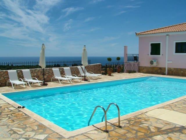Sarantos Pool Suites - 2 Person Rooms