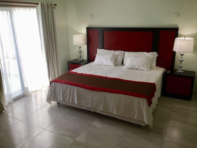 1 bedroom studio de Michel