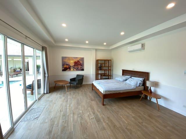 2. Bedroom basement