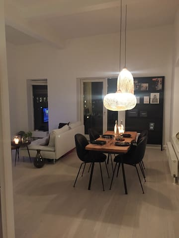 High-end apartment in Copenhagen