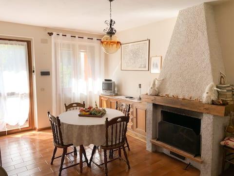 Casa Fiore:pace,montagna,5 min da Auronzo,coccolo!