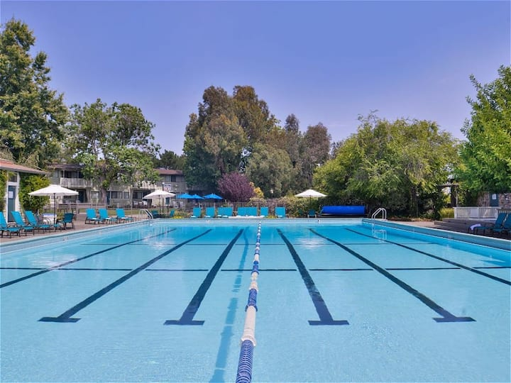 SFO Vacation! Great Units for 12! Pool!