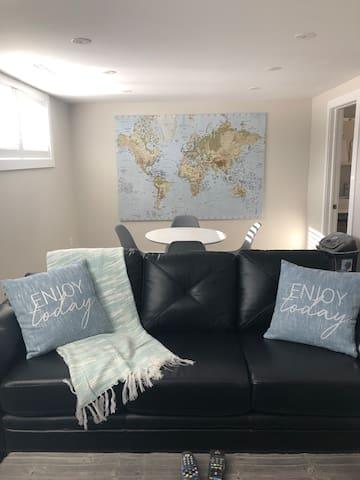 Private Niagara Falls Apartment