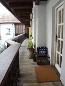 Privatzimmer im Herzen der Altstadt - レーゲンスブルク