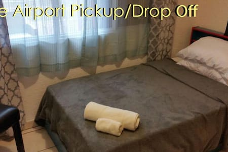 FREE pick up and drop-off at SJO Airport 10mins - Alajuela
