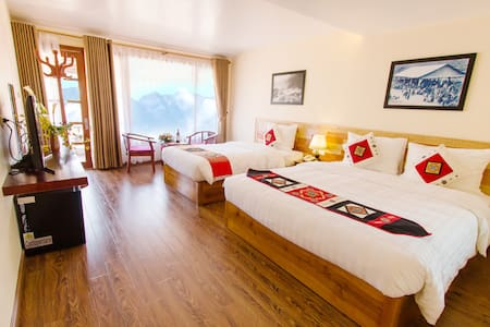 SAPA CENTRE HOTEL - tt. Sa Pa - Bed & Breakfast