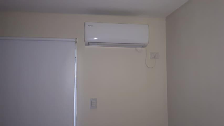 Aire acondicionado frío-calor