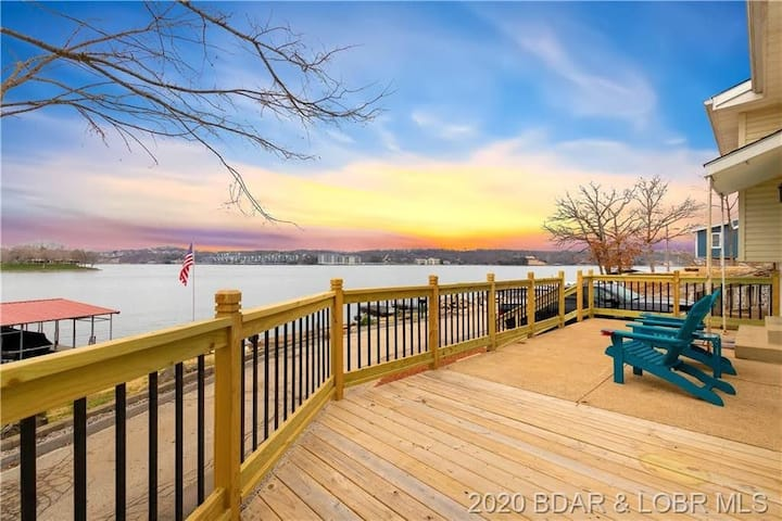 Lake Ozark Home with a View *Location!*