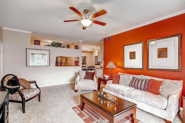 Cozy apartment for you | 2BR in Colorado Springs