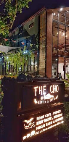 The CHO @ Khao Yai stay in farm B