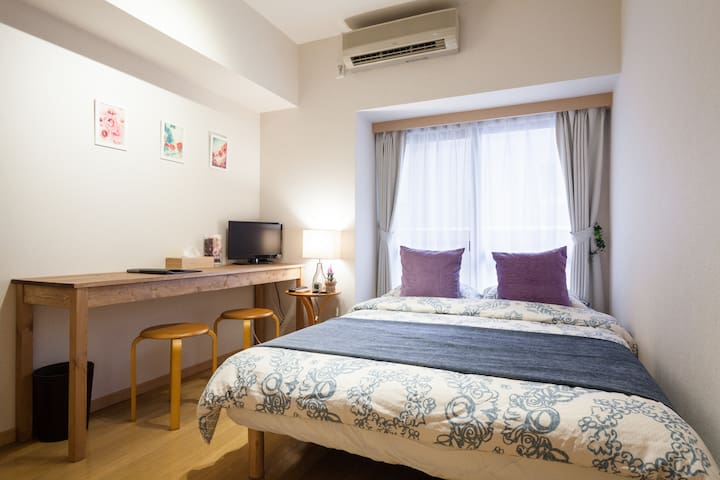 ★Ginza Luxury Apartment★ Ginza is very near!!! - Chūō-ku - Apartment