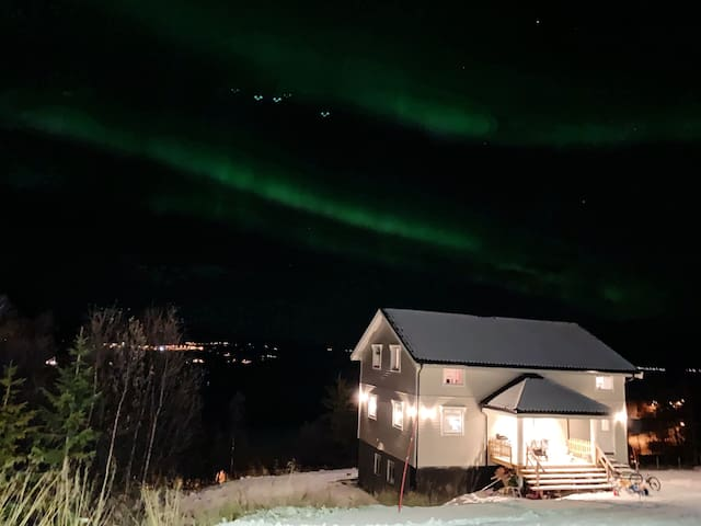 Best of Lyngen panorama apartment
