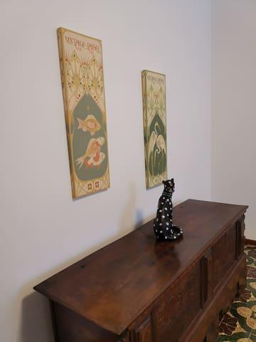 Casa Fiorenza tra Langhe e Monferrato