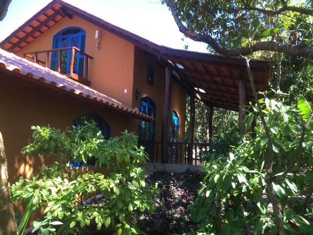 Txanu House - Alto Paraiso, Chapada