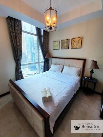 Homey & Convenient Apartment at Mega Kuningan