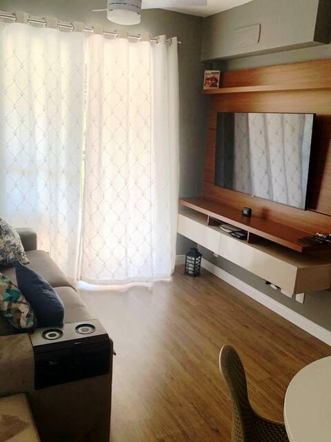 Apartamento em Itaipava, ótimo para família