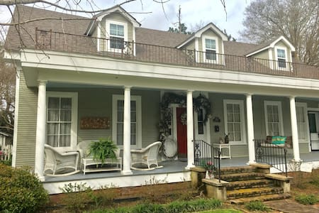 A Natchitoches Gem - Elizabeth Lane Guest House