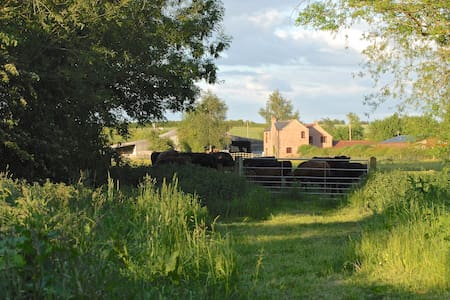 RYECROFT FARM LODGE - Barrow upon Soar - Alpstuga