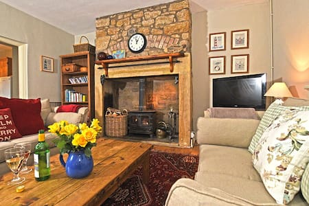Northumberland Coastal Cottage - Alnmouth sleeps 5 - Alnmouth - Casa