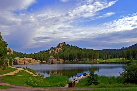 In the heart of the Black Hills - Lead