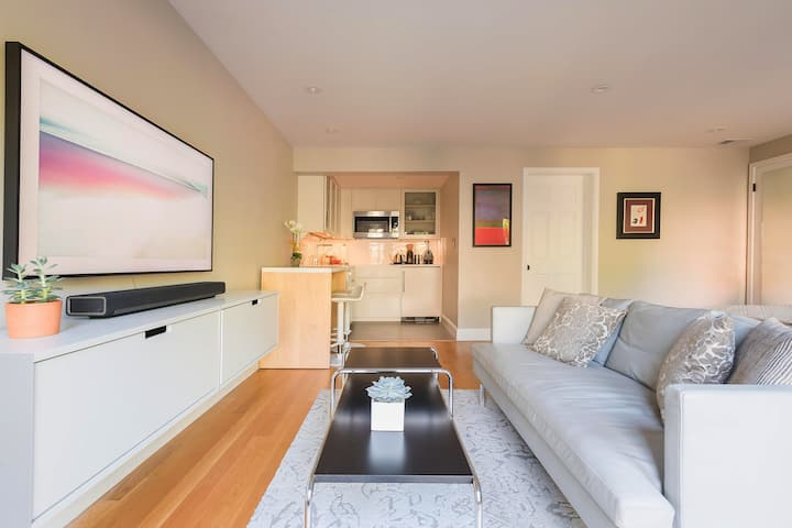 Top Area/Lux Suite/Garden nr Fillmore & Union Sts.