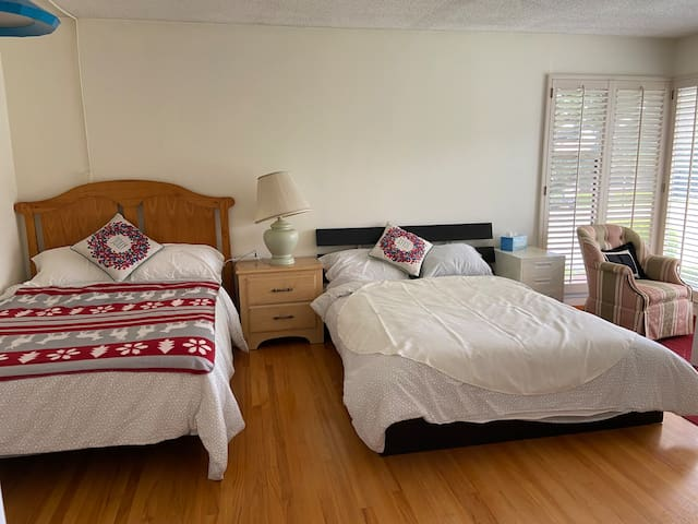 Room 5 /Beautiful Triple Room /Spacious and bright