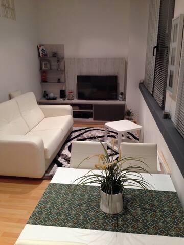 Apartment 2 bedrooms and garage in San Sebastian - Donostia