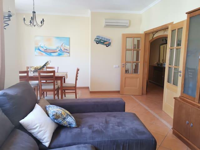 Apartament in the Center of Albufeira