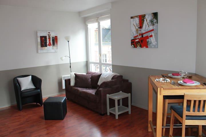 Votre Appartement Meublé Au Coeur d'ARRAS - Arras - Appartement