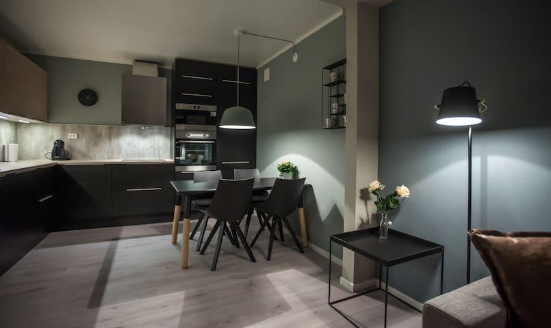 New and modern apartment near Hammerfest