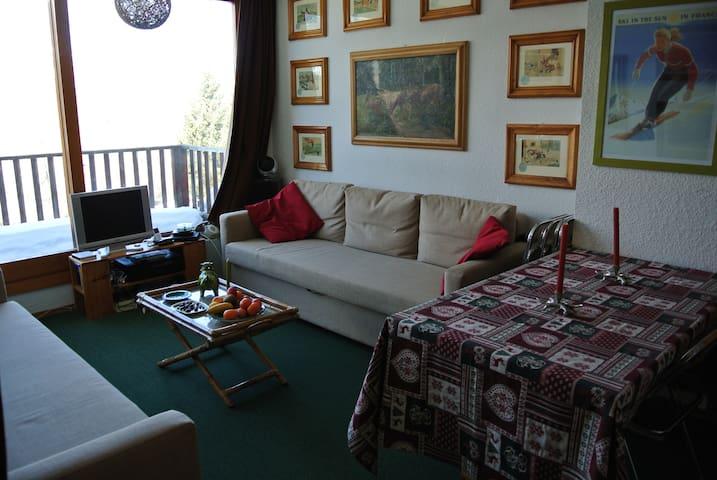 Bilocale con vista Chaberton - San Sicario - Wohnung