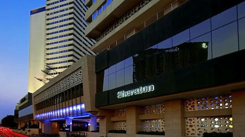 sheraton cairo hotel and casino