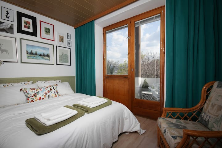 Sweet green relaxing place - Bled - Appartement