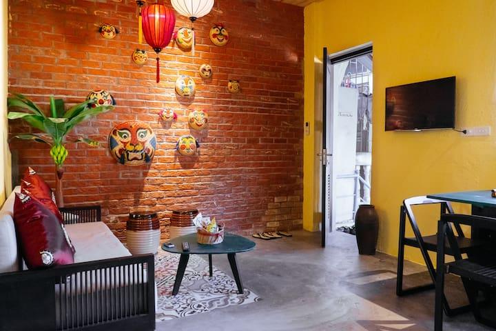 Vietnam1989 ★ Mai's Cozy Vintage City Centr Home
